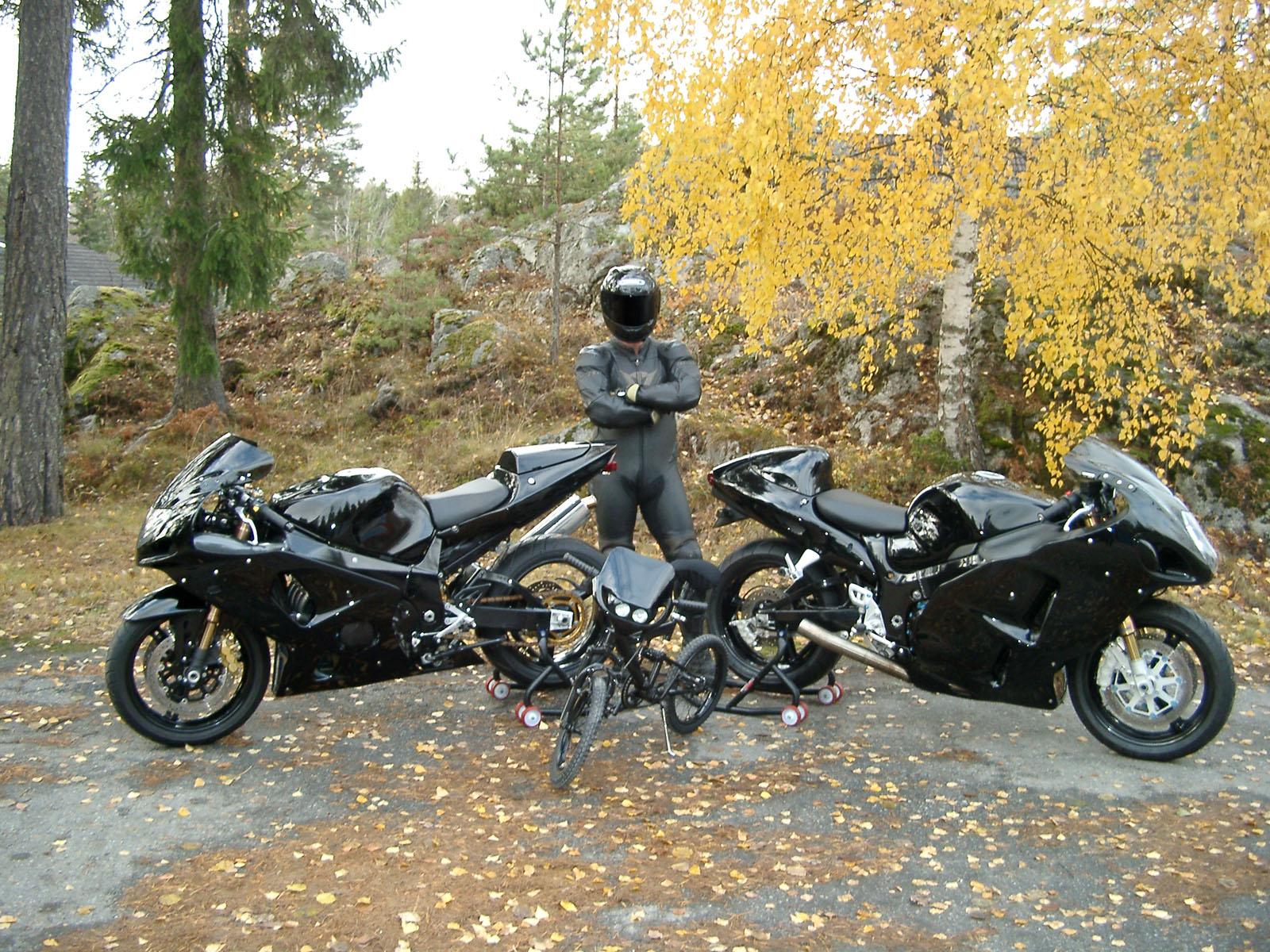 ghost rider szwedzki motocyklista. Black Bedroom Furniture Sets. Home Design Ideas