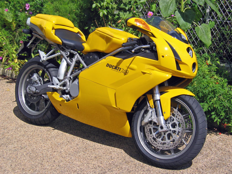Ducati 749 by Monster1000
